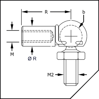 Diagram of End Fittings
